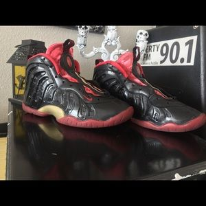 Nike Shoes - Nike Air Foamposite One Vampire Edition